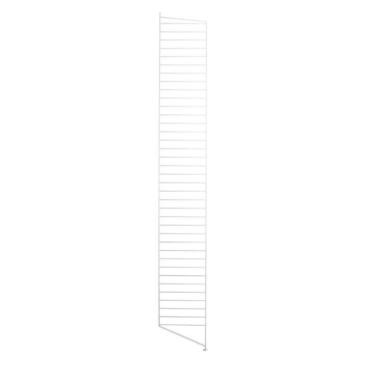 Bodenleiter für String Regal 200 x 30 cm von String in Weiß