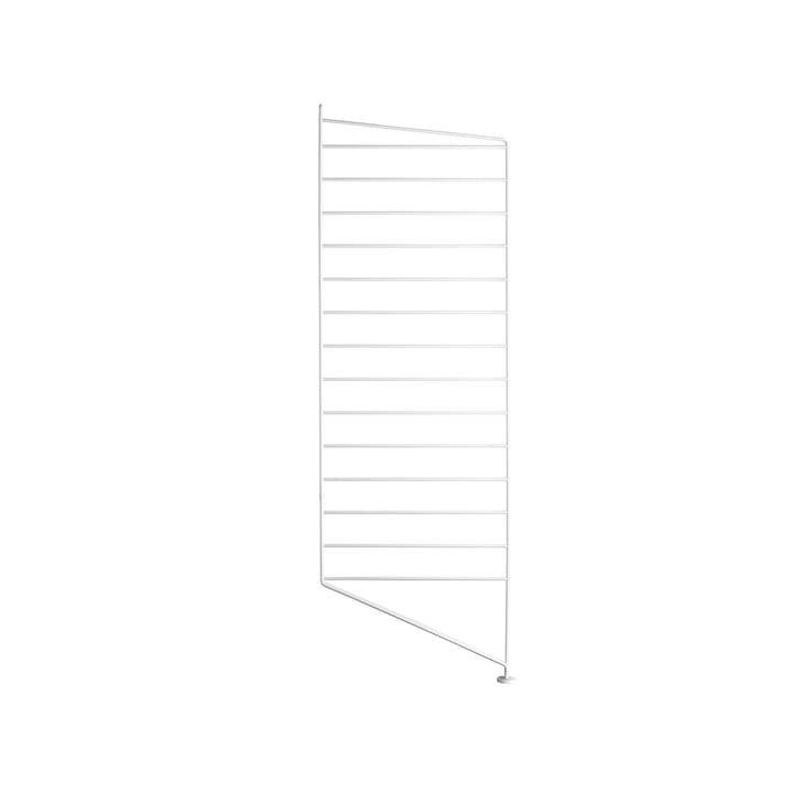 Bodenleiter für String Regal 85 x 30 cm von String in Weiß
