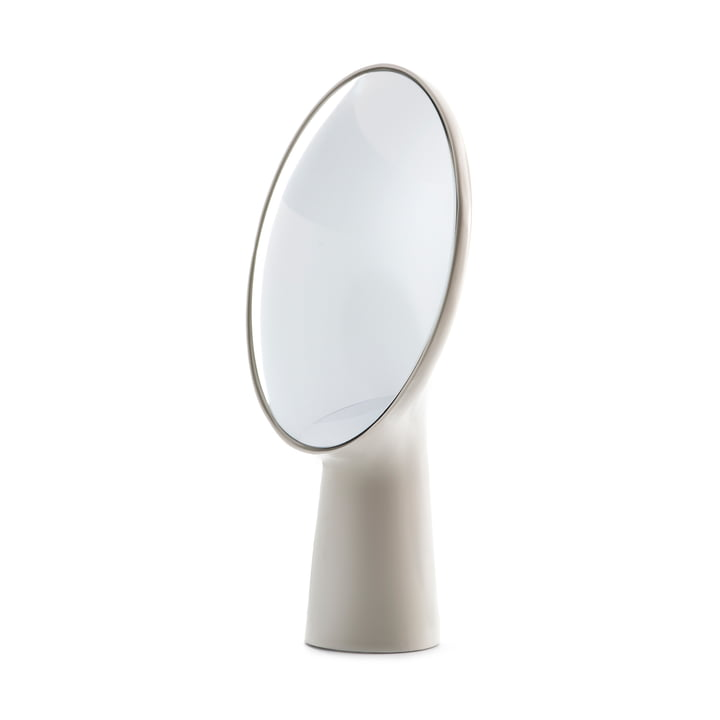 Moustache - Cyclope Spiegel, weiß