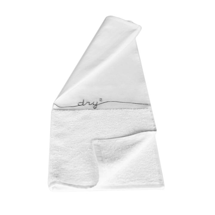 Dry2 Küchentuch von Pension für Produkte in Weiß / Grau