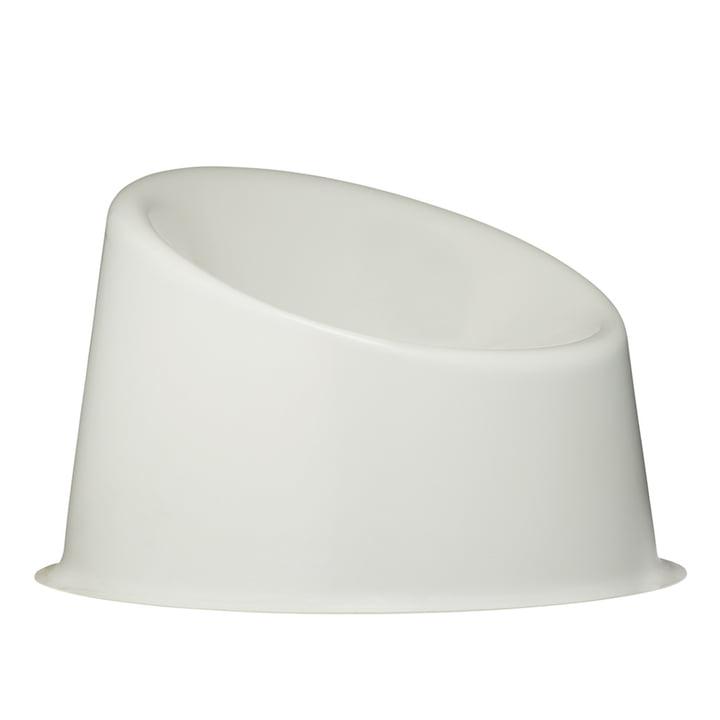 Panto Pop Stuhl von Verpan in Weiß