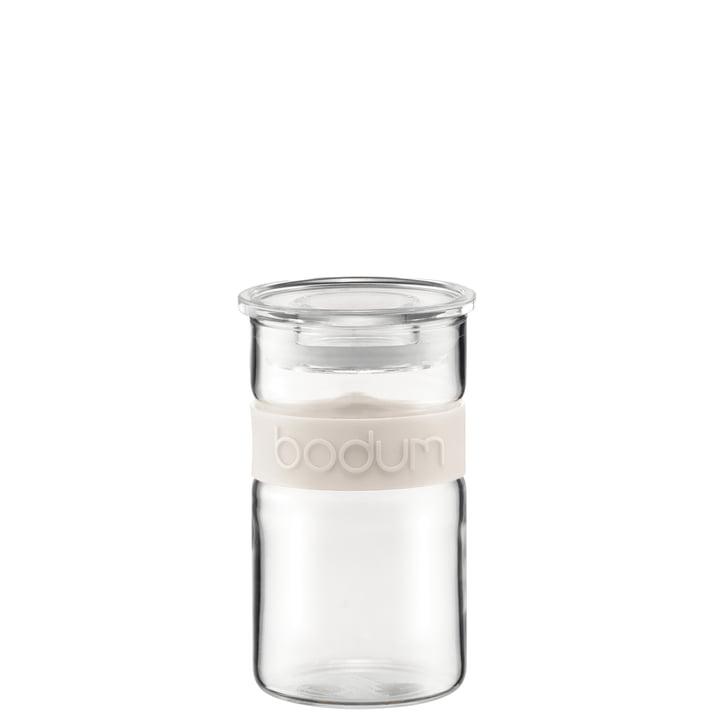 Bodum - Presso Vorratsglas, 0.25 l, creme