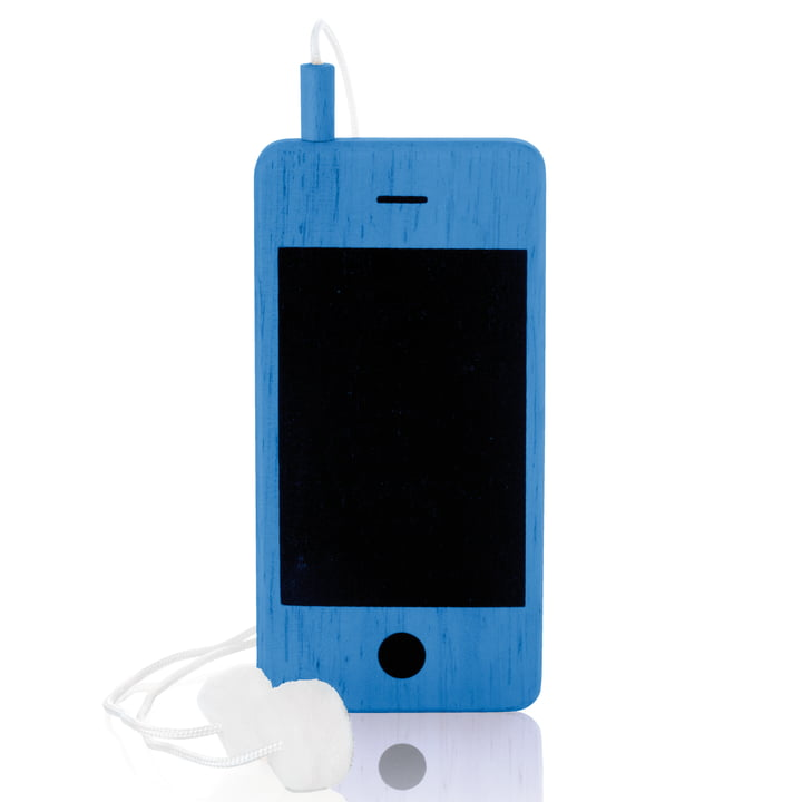 Donkey Products - I-Woody, My first Smartphone, blau