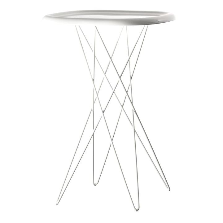 Magis - Pizza Tisch, 70 cm, weiß