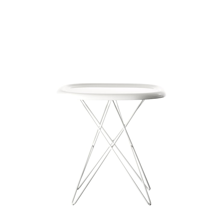 Magis - Pizza Tisch, 45 cm, weiß
