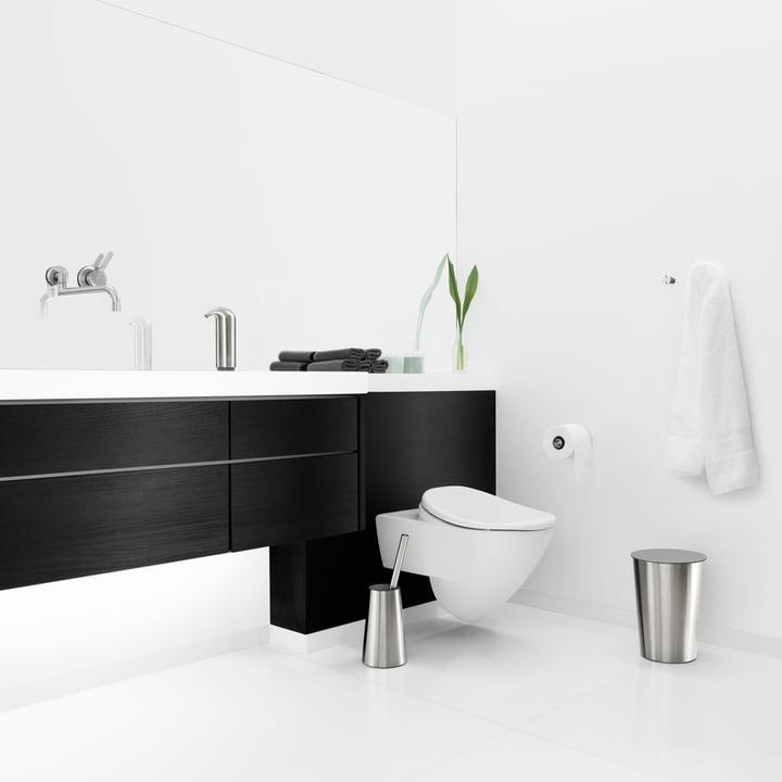 seifenspender edelstahl eva solo shop. Black Bedroom Furniture Sets. Home Design Ideas