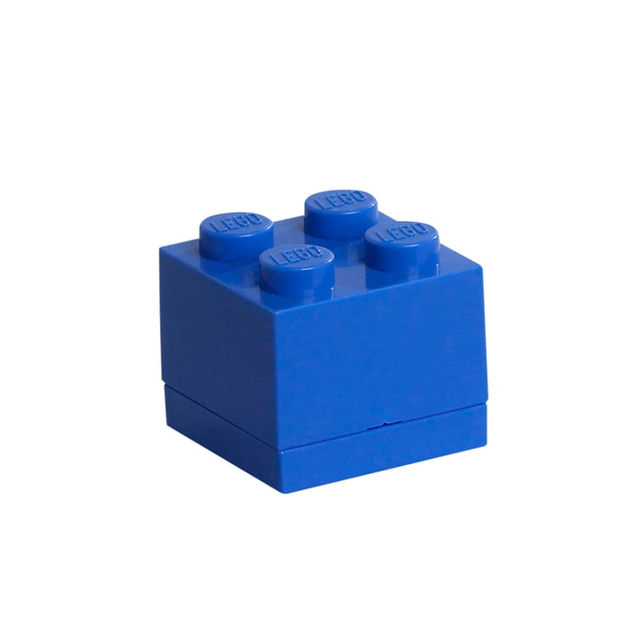 Lego - Mini-Box 4, blau