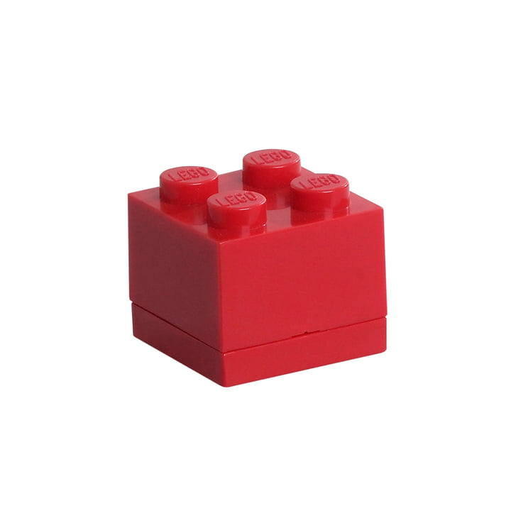 Lego - Mini-Box 4, rot