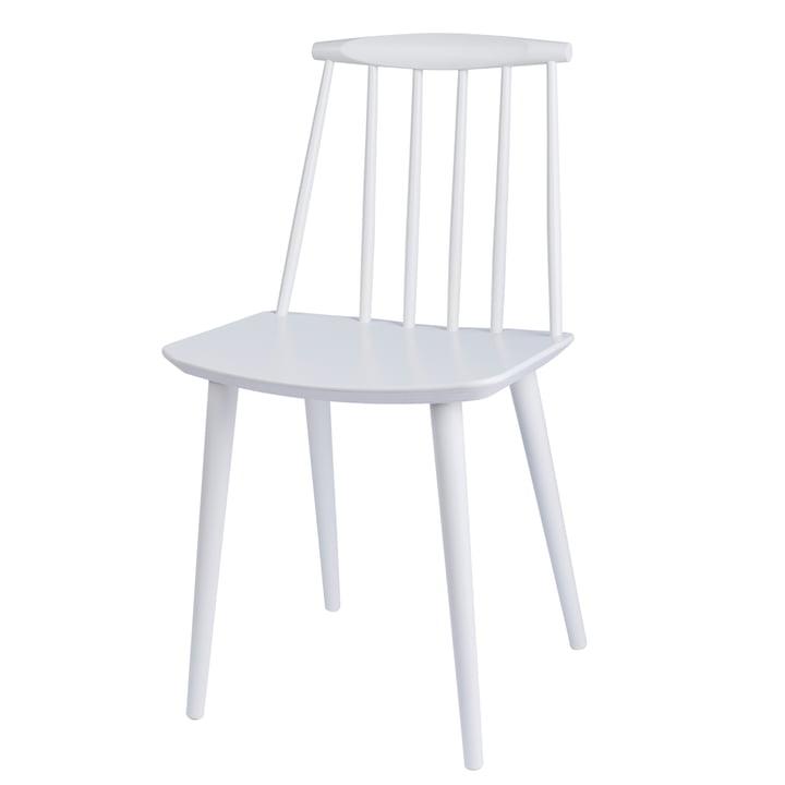 J77 Chair von Hay in weiß