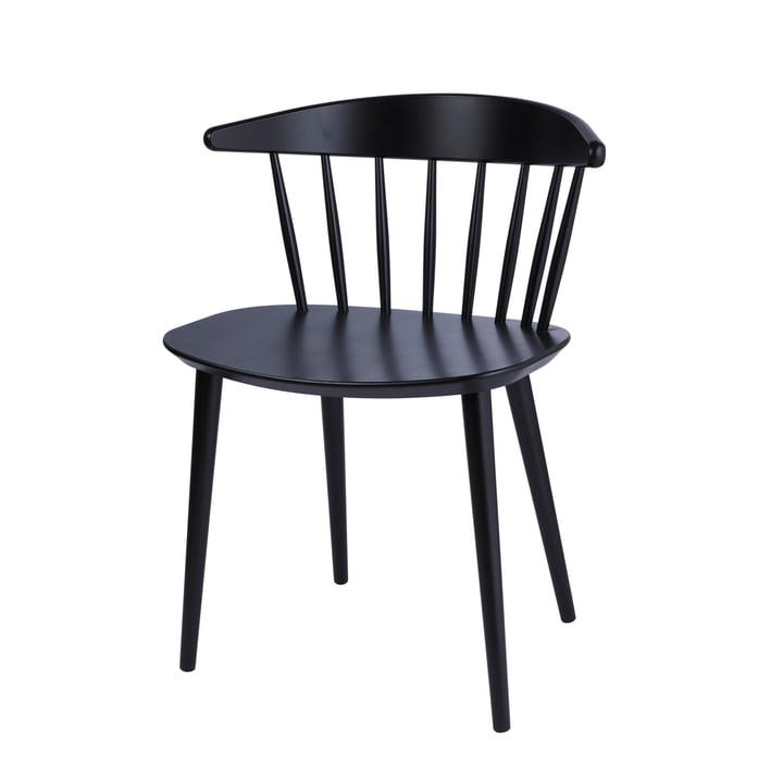 Hay - J104 Chair, schwarz