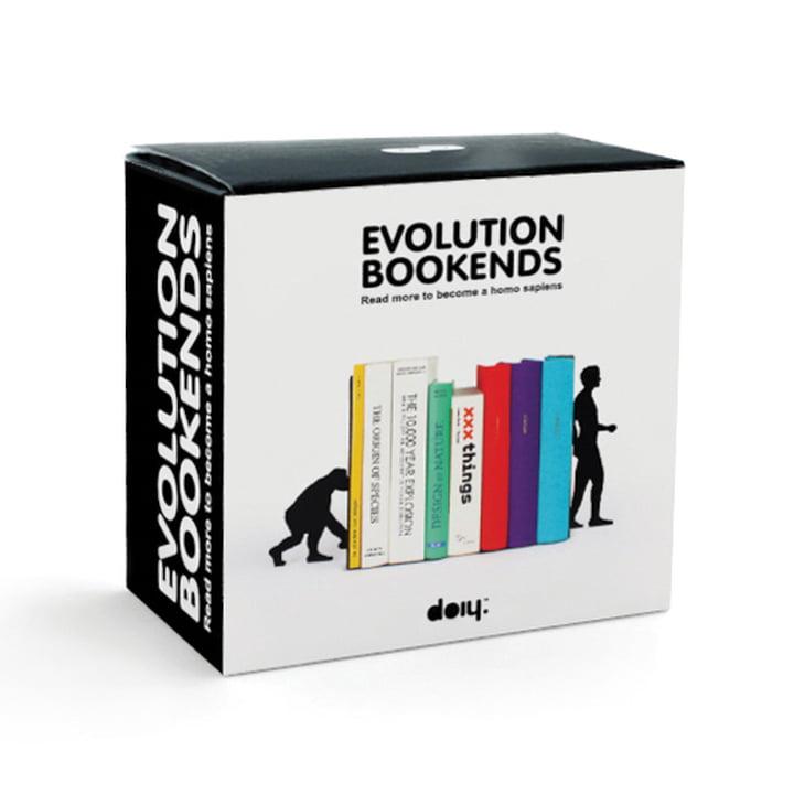 Doiy - Evolution Bookend - Verpackung
