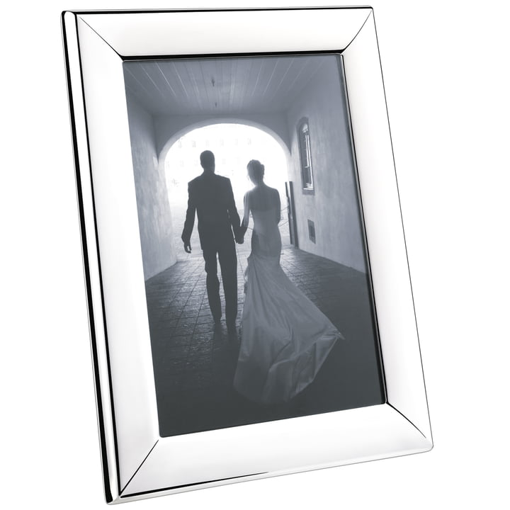 Georg Jensen - Picture Frame Modern, large 13 x 18 cm