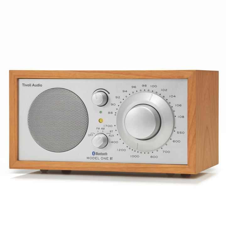Tivoli Audio - Model One BT, kirsche/ silber