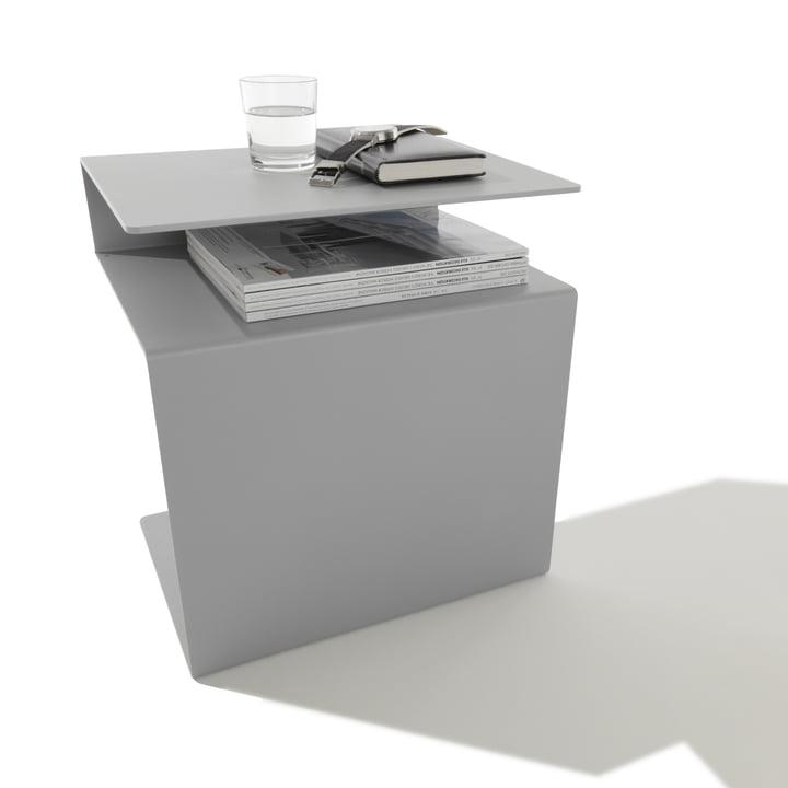 Müller Möbelwerkstätten - Huk, grau - Gegenstände