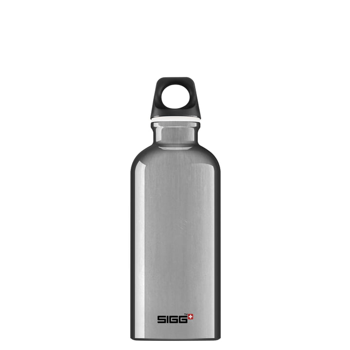 SIGG - Traveller Bottle, 0,4 l, alusilber