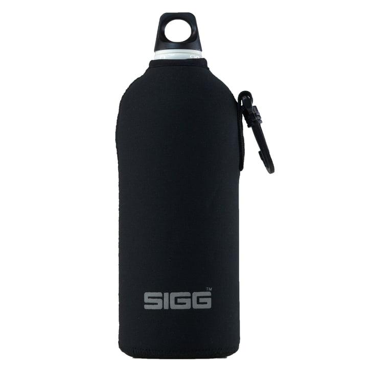 SIGG - Neoprenmäntel, schwarz, 1,0 l