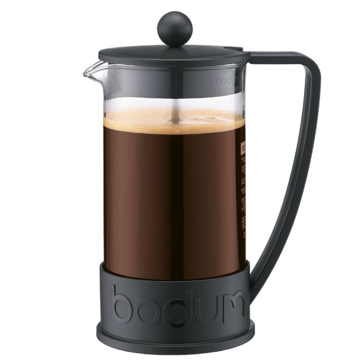 Bodum - Brazil Kaffeebereiter, 1,0 L, schwarz