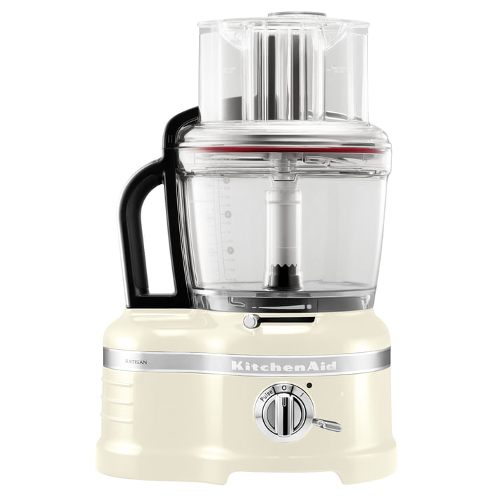 Der KitchenAid - Artisan Food Processor, 4,0 L in creme