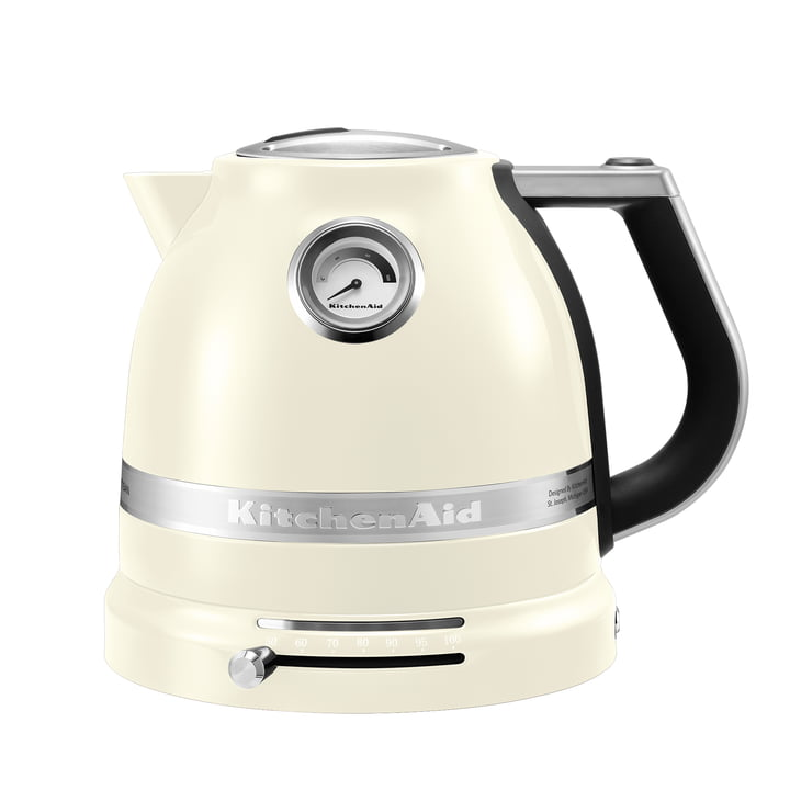 Der KitchenAid - Artisan Wasserkocher, 1,5 L in creme
