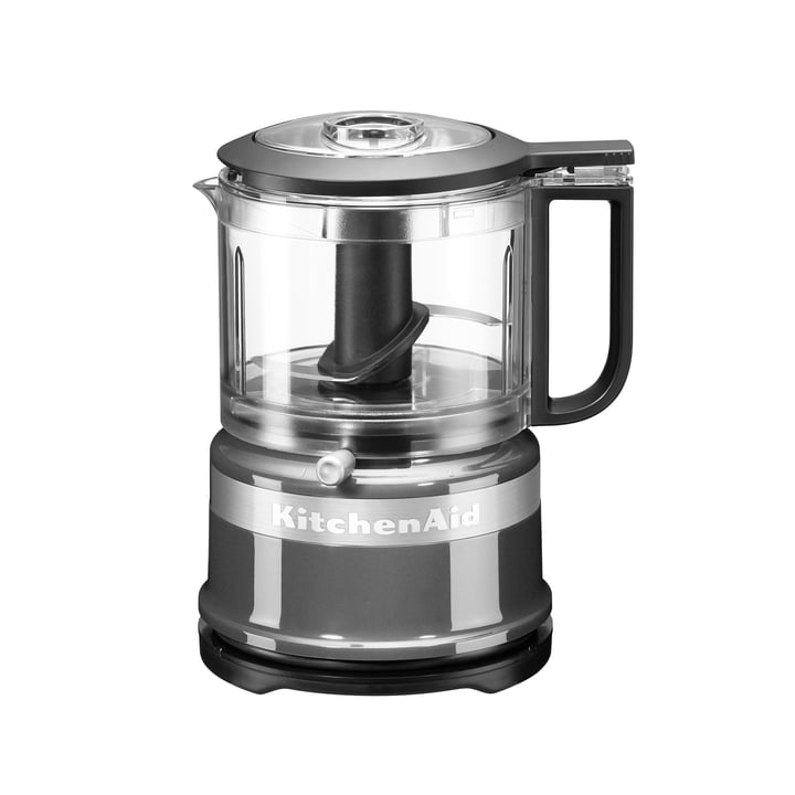 Mini-Food-Processor Zerkleinerer von KitchenAid in kontur-silber