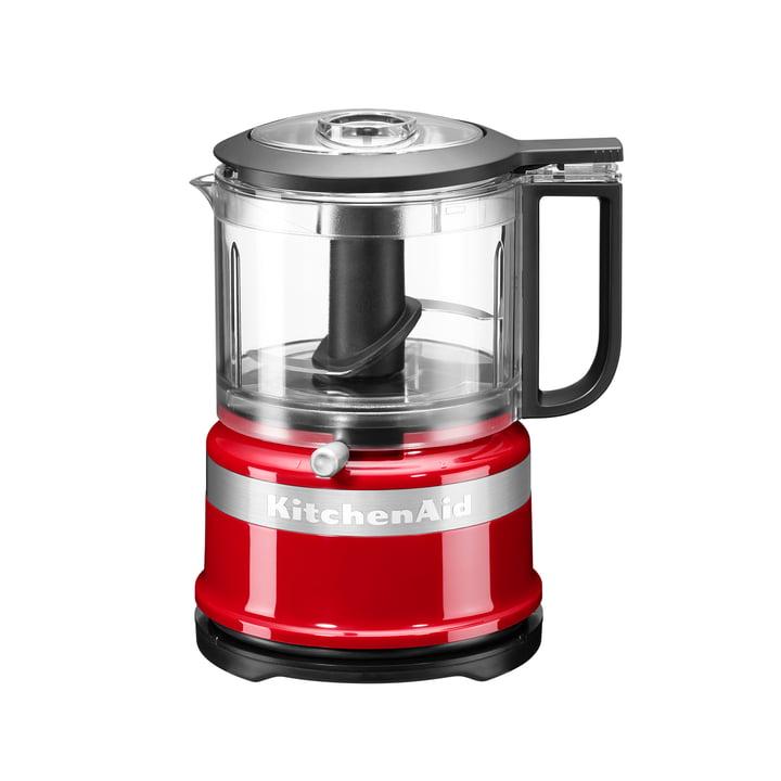 KitchenAid - Mini-Food-Processor Zerkleinerer, empire rot