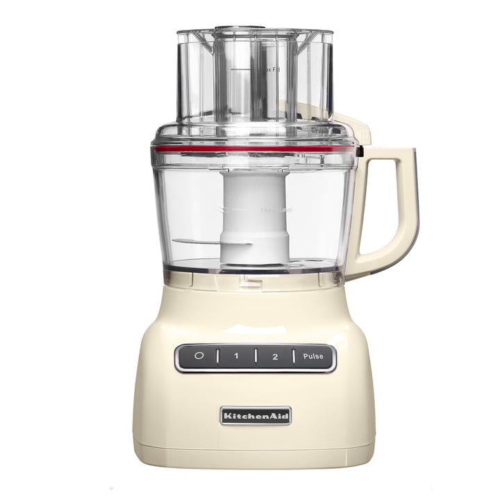 KitchenAid - Food Processor, 2,1 L - creme