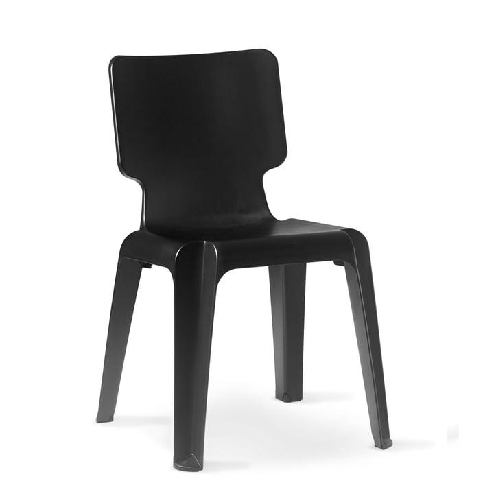 Der Stuhl Wait von Depot4Design, schwarz