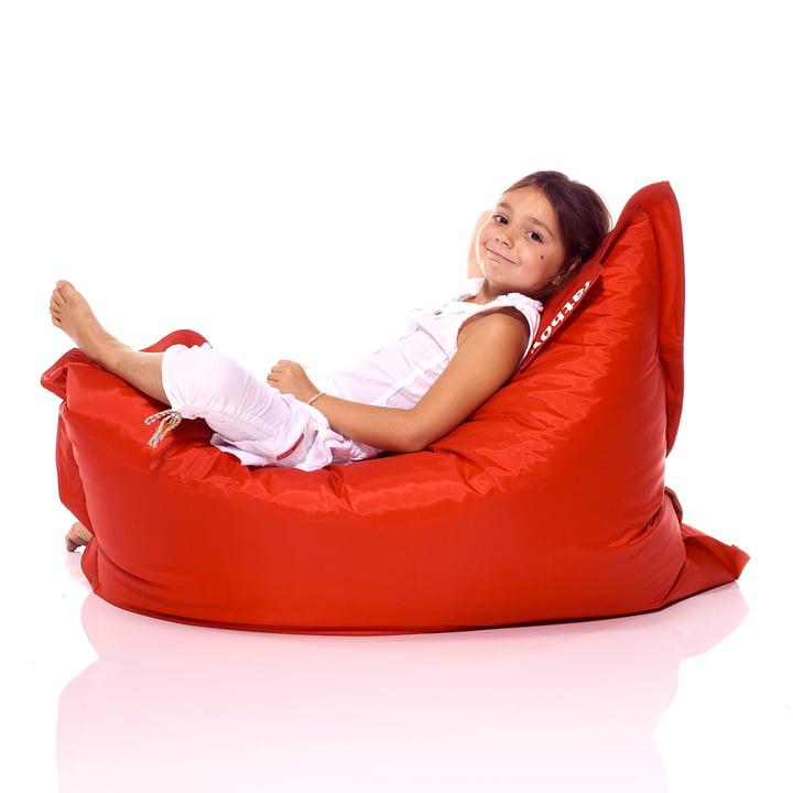 Sitzsack Junior von Fatboy in Rot