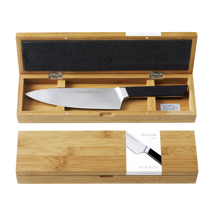 Jacob Jensen - Chef's Knife - Verpackung