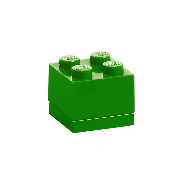 Lego - Mini-Box 4, dunkelgrün