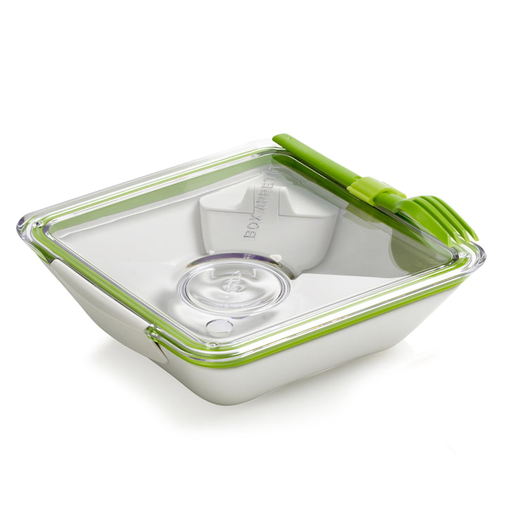Box Appetit von Black + Blum in Lime