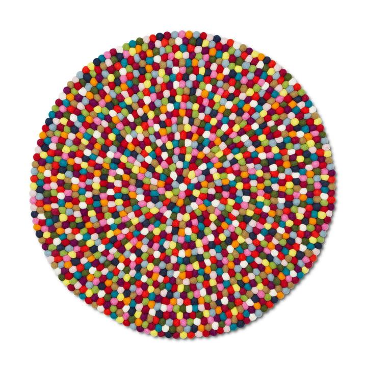 Katalogfreisteller: Hay - Pinocchio Teppich multi colour, 140 cm