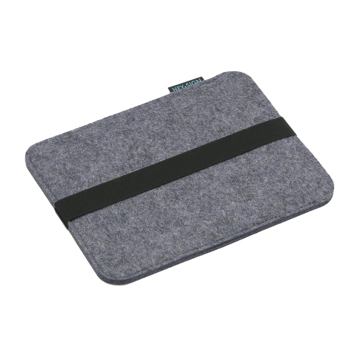 Hey Sign - Pad Bag iPad Case, anthrazit