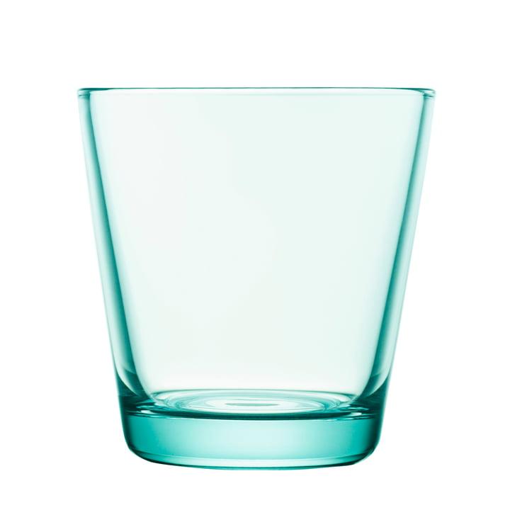 Iittala - Kartio Trinkglas 21 cl, wassergrün
