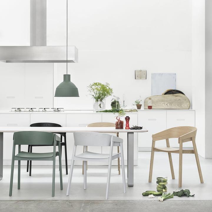 Muuto - Cover Chair, Ambientebild