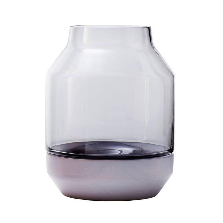 Muuto - Elevated Vase, grau