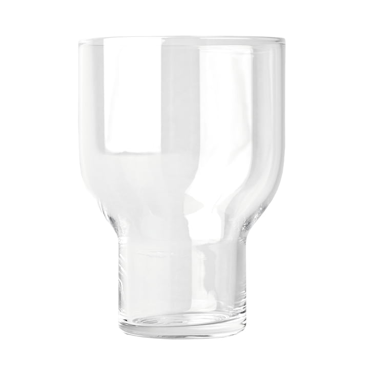 Stackable Glass 33 cl von Menu transparent