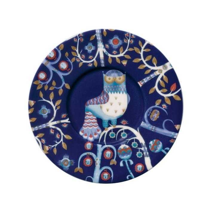 Iittala - Taika - blau - Kaffeeuntertasse, Ø 15 cm