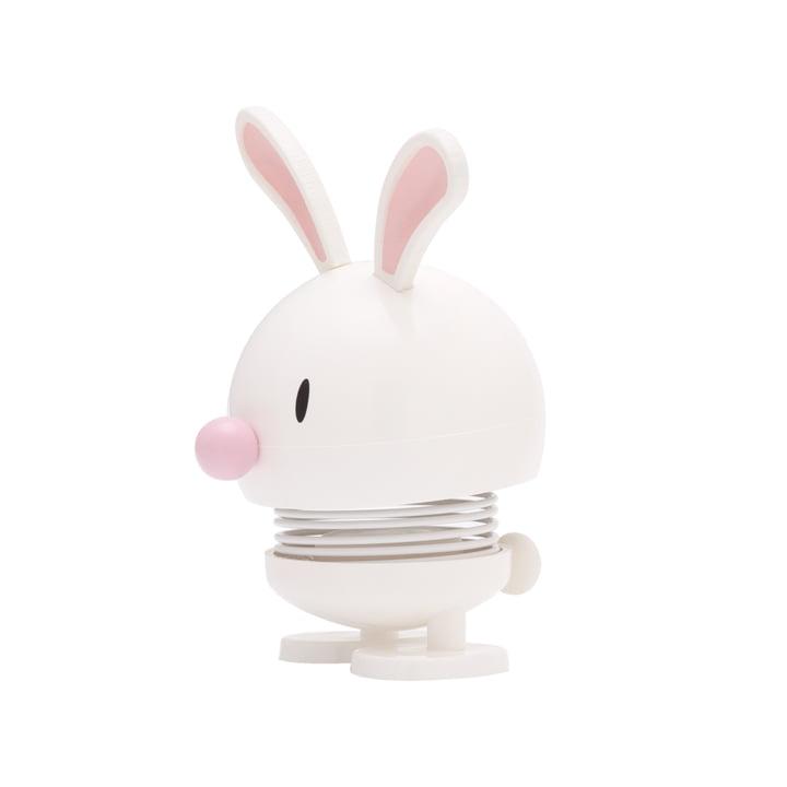 Hoptimist - Bunny Bimble, weiss, klein, Seite