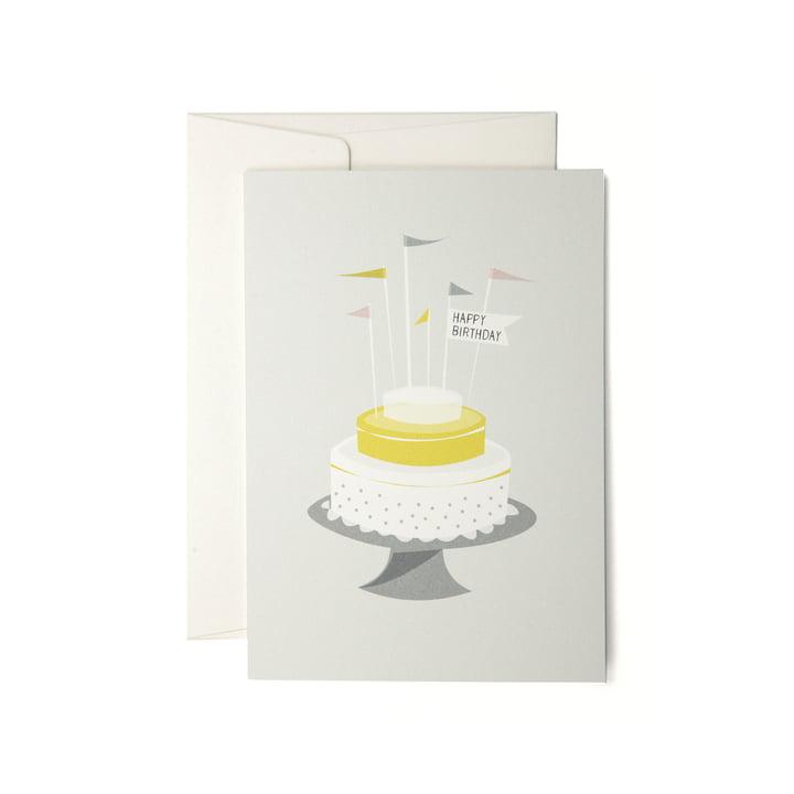 pleased to meet - Birthday cake Frei