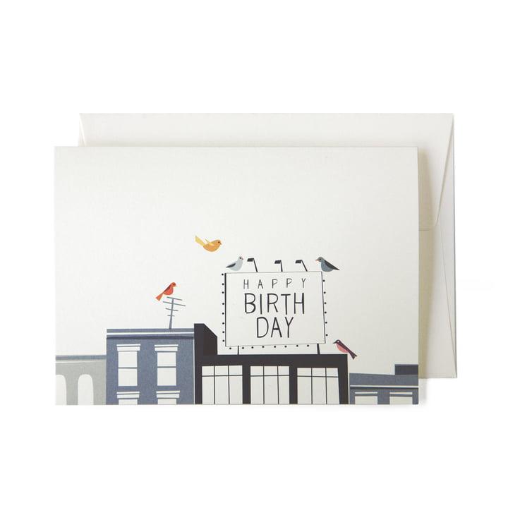 pleased to meet - Birthday billboard Frei