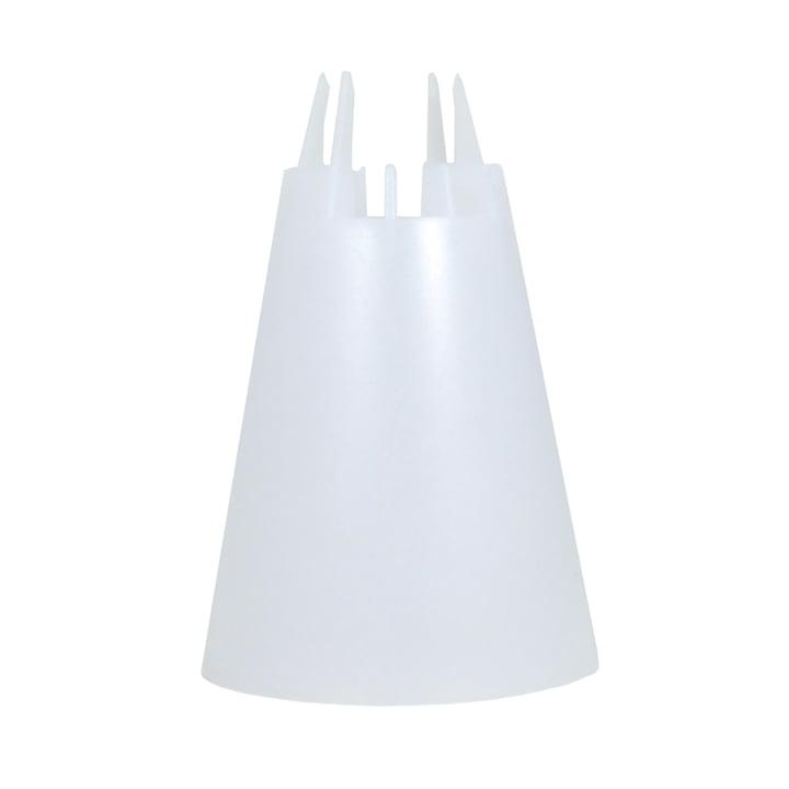 Diffusor D13/91 zu den Costanza und Lady Costanza Leuchten von Luceplan in Weiß