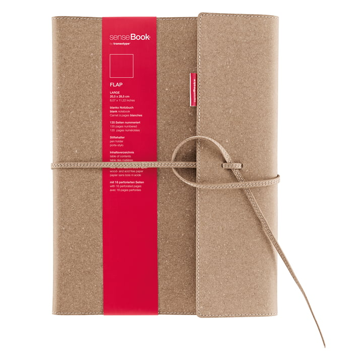 Holtz - sense Book Flap, large