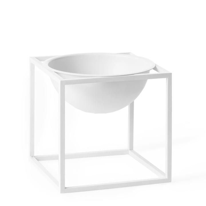by Lassen - Kubus Bowl, klein, weiß