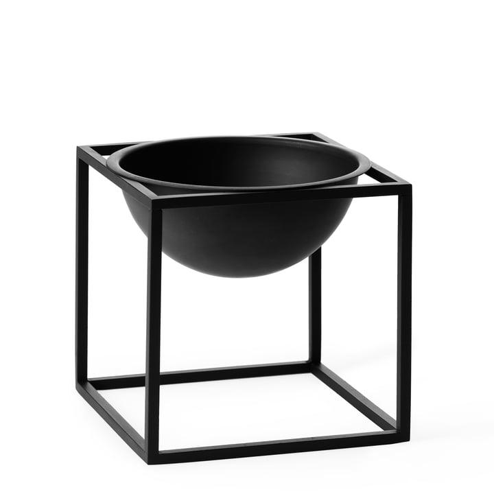 by Lassen - Kubus Bowl, klein, schwarz