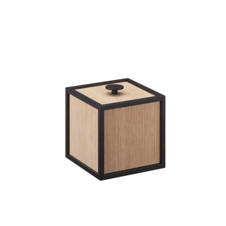 Frame Box 10 von by Lassen in Eiche