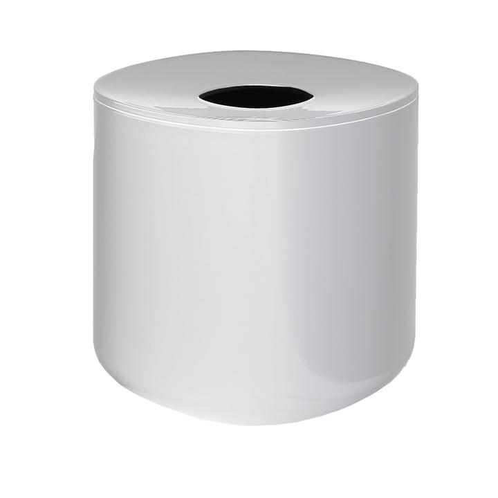 Alessi - Birillo Papiertaschentuch-Behälter PL15, weiß
