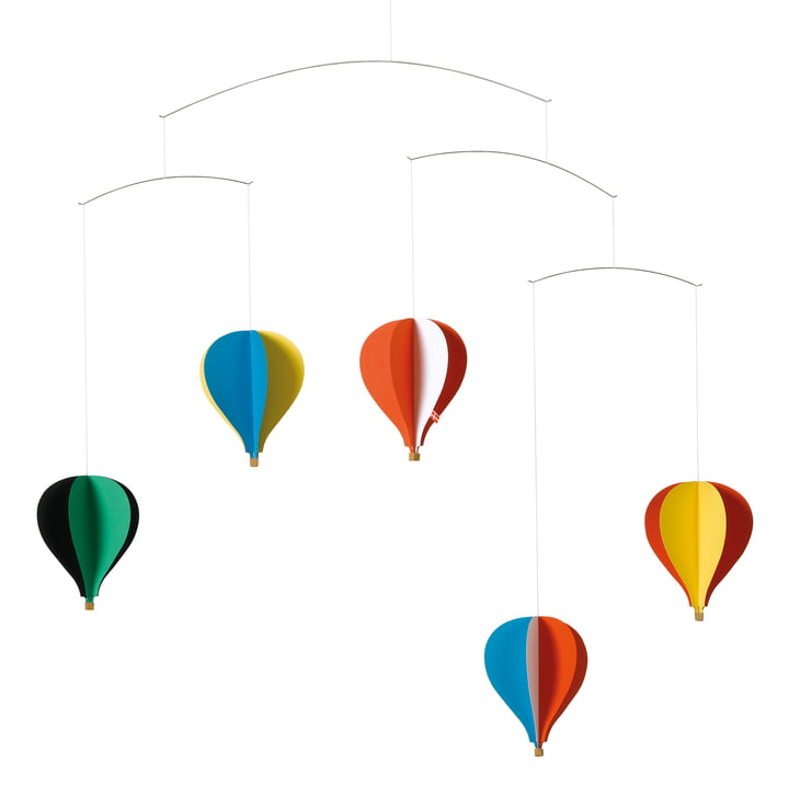 Flensted Mobiles - Balloon Mobile 5