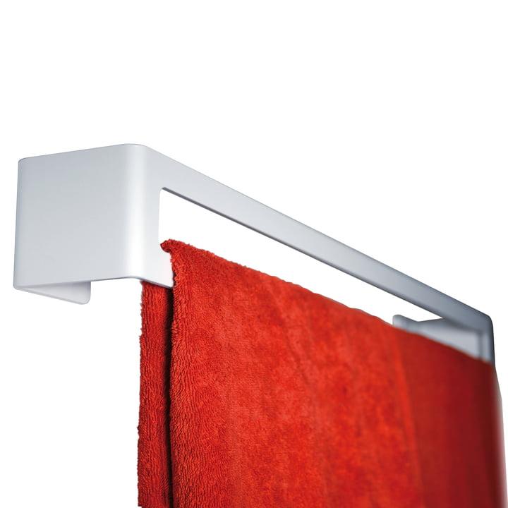 Puro Handtuchhalter (Wand) von Radius Design in Weiß