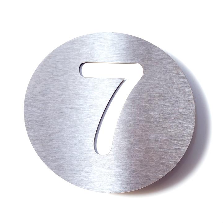 Hausnummer 7 von Radius Design